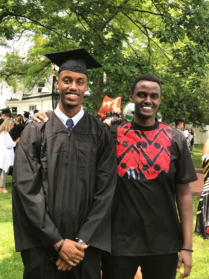 graduation 2018 - Oakwood Friends School, Poughkeepsie NY